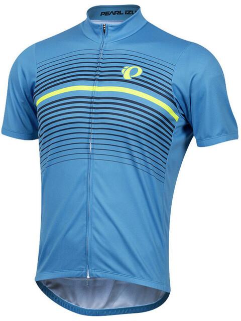 PEARL iZUMi Select LTD Short Sleeve Jersey Men atomic blue diffuse